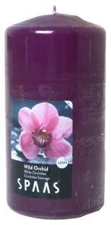 <b>Свеча Spaas Wild</b> Orchid арома <b>столбик</b> — купить по выгодной ...