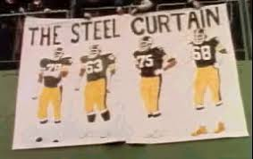 Image result for images of an steel curtain