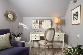modern feminine home office beautiful home office design ideas traditional