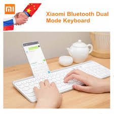 Original Xiaomi <b>Miiiw</b> Bluetooth Dual Mode Keyboard <b>MWBK01</b> 104 ...