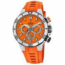 <b>Мужские</b> наручные <b>часы Festina</b> резинкой - огромный выбор по ...