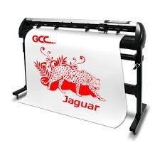<b>GCC J5</b>-<b>132LX Jaguar V</b> 1320mm Plotter with magic eye | Cohesive ...