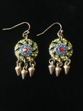 <b>Bohemian</b> Drop/Dangle Costume <b>Earrings</b> for sale | eBay