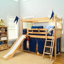 awesome interesting kids bedroom bed idea wall mounted walnut brown rectangle bunk bed plus blue underneat awesome kids beds awesome