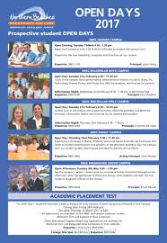 choosing your campus northern beaches secondary college flyer