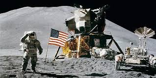 NASA Apollo astronauts likely warmed the <b>moon</b> with their footsteps ...