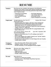 Breakupus Marvelous Simple Resume With Exquisite Resume Chronological Templates Officecom And Attractive Resume Writing Certification As Well As Can Resume