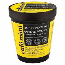 Café mimi <b>Бальзам</b> для окрашенных и поврежденных волос ...