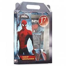 <b>Набор для творчества</b> в картонной коробке <b>Spider</b>-man Classic ...