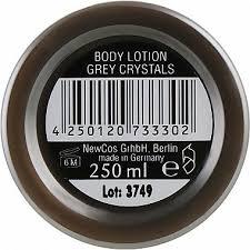 Vivian Gray Grey Crystals <b>Luxury</b> Body Lotion - <b>Лосьон для тела</b> ...