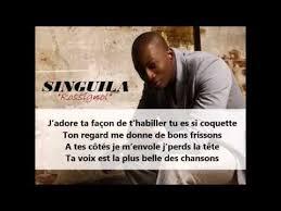 Paroles Rossignol - Singuila via Relatably.com