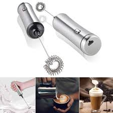 Home, Furniture & <b>DIY</b> Multifunctional Electric Milk Frother Stainless ...