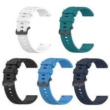 <b>20mm</b> Silicone <b>Watchband</b> Wrist Strap for <b>Amazfit</b> GTR 42mm ...