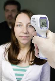 IR200 Infrared <b>Non</b> Contact <b>Forehead</b> Thermometer