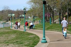city of clarksville has plenty of summer job openings the city of clarksville s busy parks system like this stretch of the riverwalk offers