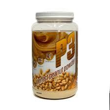 P3 <b>Pure Peanut Powder</b> by Power Blendz Nutrition