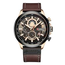 leather watch simple in Watches & Jewelry - Online Shopping ...