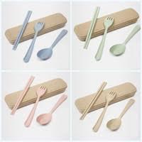 Wholesale Cartoon Spoon Fork <b>Set</b>