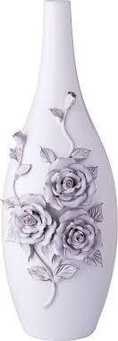 """<b>Ваза Lefard</b> """"Грей роуз"""", цвет: розовый, <b>18</b>,5 х 16 х 45,5 см ..."""