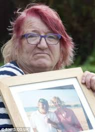 It's no big deal', after her son Lewis punched Pamela Young's (right) son Andrew. Mr Young died in hospital. Her words suggest that this tragic incident ... - article-2569859-1BD0A6F000000578-683_306x423