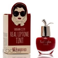БХ Lip <b>Тинт для губ</b> 04 <b>Urban</b> City Real Liptone Tint 4.BLOOD RED ...