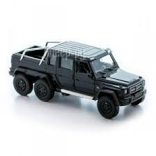 Купить Welly <b>Mercedes</b>-<b>Benz G63</b> AMG 6x6 43704 по низкой цене ...