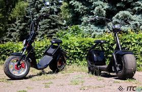 Электрический <b>скутер CityCoco</b>: развлечение на уик-энд или ...