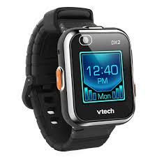 black 80-193860 Exclusive <b>VTech Kidizoom Smartwatch DX2</b>
