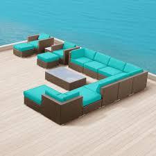 patio furniture sectional ideas: outdoorunique shape modern outdoor furniture ideas lage modern outdoor patio furniture sectional sofa lounge