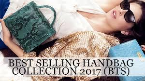 <b>Best Selling Exotic</b> Handbag Collection 2017! - BTS - YouTube