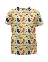 Женские пижамные штаны Игривые <b>котики</b> #2885325 по цене 1 ...