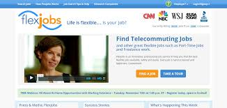 top work at home jobs for college students flexjobs