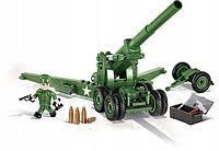 <b>Конструктор COBI</b> 2394 Small Army-155 MM Gun M1 <b>Long</b> Tom ...