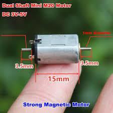 <b>2PCS</b> Mini 10mm N30 Motor DC 1.5V <b>3V 5V</b> 13000RPM Micro Metal ...