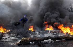 Resultado de imagem para fotos guerra no leste da ucrania