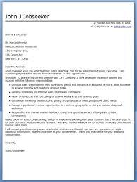 sample executive cover letter sample executive cover letters best resume cover letter samples