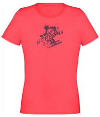<b>Norrona</b> - Легкая женская <b>футболка 29</b> Cotton Heritage T-Shirt ...