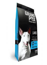 <b>GRAND</b> PRIX Medium Adult <b>Сухой корм</b> для взрослых собак ...