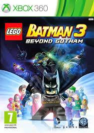 LEGO Batman 3: Más Allá de Gotham RGH Español Xbox 360 [Mega+]