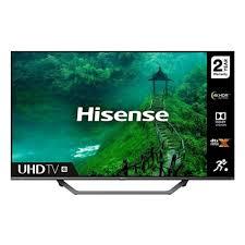 <b>Телевизор Hisense 50AE7400F</b>, 4K Ultra HD, черный — купить в ...
