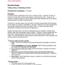 outline of the iee narrative template doc essay college writing a  narrative essay format outline narrative essay outline example template narrative examples