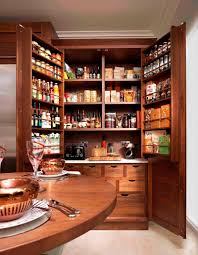 Kitchen Pantries Pantry Cabinet Your Private Space In Small Apartments Interior