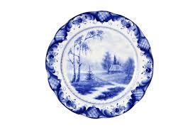 Купить <b>декоративные тарелки</b> от Гжельской мануфактуры