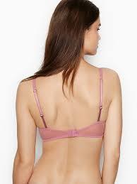 Wicked Unlined <b>Lace</b>-<b>up</b> Balconette Bra - Victoria's Secret Bras ...