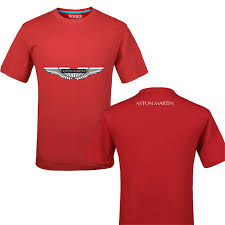 Креативный дизайн, <b>футболка</b> с логотипом Aston <b>Martin</b> ...