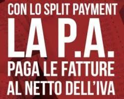 Risultati immagini per split payment