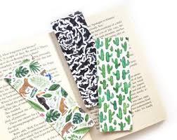 <b>Cactus bookmark</b> | Etsy