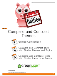 unit compare and contrast themes store unit 4 8 compare and contrast themes