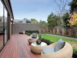 modern garden design using brick with balcony outdoor furniture setting gardens photo 246871 balcony design furniture