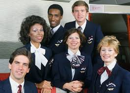 the best flight attendant uniforms in american history 1 united airlines